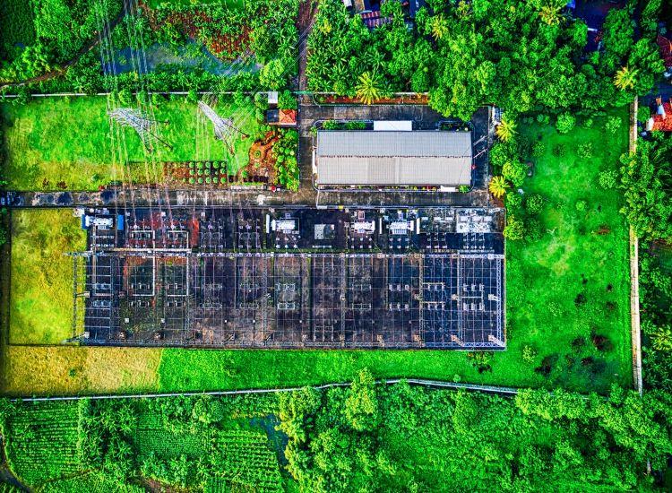 Metal and Steel Buildings Go Green